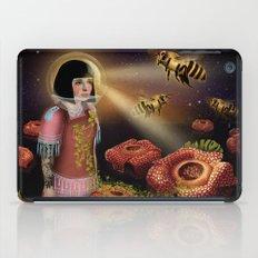 Oblivion: Anthophila ll iPad Case