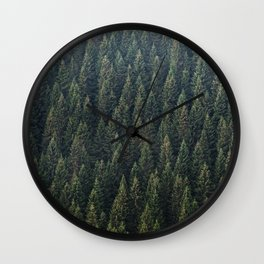 Cover Me Wall Clock