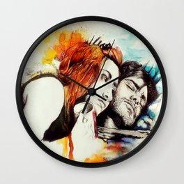 Eternal Sunshine Wall Clock