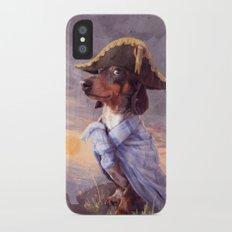 Little Napoleon iPhone X Slim Case