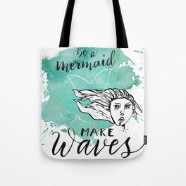 Make Waves Tote Bag