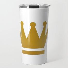 Crown Travel Mug