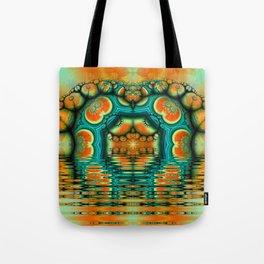 Tangerine Dreamz Tote Bag