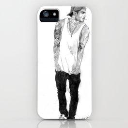 Male iPhone Case