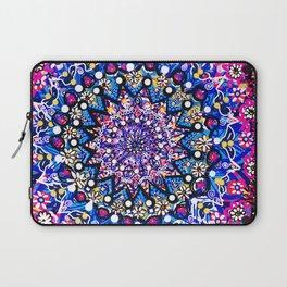 Orb Weaver Mandala Laptop Sleeve