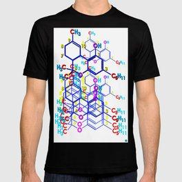 """THC: ENHANCE & TRANSMIT"" T-shirt"