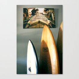 Surf Shop Canvas Print
