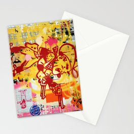You'll Never See Me Again Stationery Cards