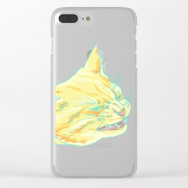 sneeze Clear iPhone Case