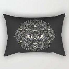 El Gato Rectangular Pillow