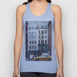 New York City Unisex Tank Top
