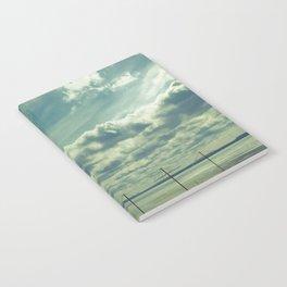 Empty beach Notebook
