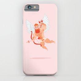 Naughty Cupid iPhone Case