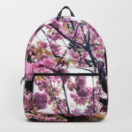 Cherry Blossom Tree Backpack