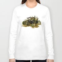 home sweet home Long Sleeve T-shirts featuring Home Sweet Home by Teagan White