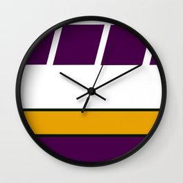 RennSport vintage series #3 Wall Clock