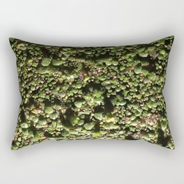 Ivy Leagues. Fashion Textures Rectangular Pillow