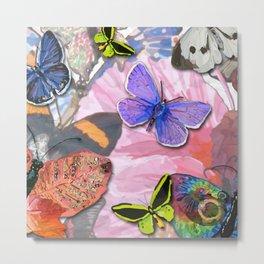 Beautiful Butterflies~ Metal Print
