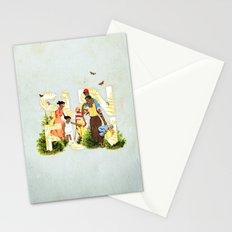 Sun Fun II Stationery Cards