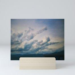 Another Sky Mini Art Print
