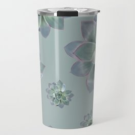 succulent - urban jungle Travel Mug