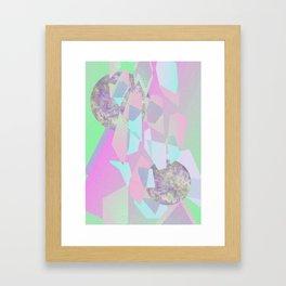 Geometric Mechanism [Part:2] Framed Art Print