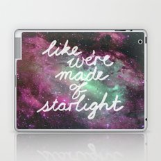 Like We're Made of Starlight Laptop & iPad Skin