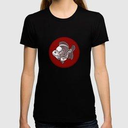 Goldfish Irene Adler T-shirt
