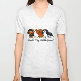 Cavalier Collection Unisex V-Neck