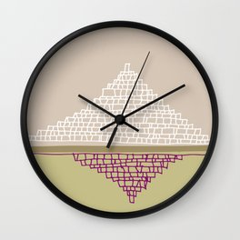 building 01 Wall Clock