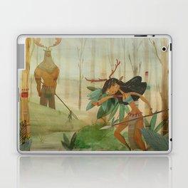 Mundos perdidos Laptop & iPad Skin