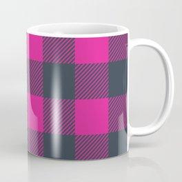I'm a Lumberjack…in Pink Coffee Mug