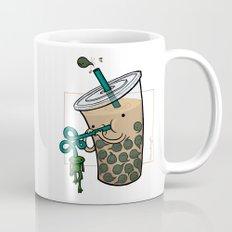 Food Series - Bubble Milk Tea Coffee Mug