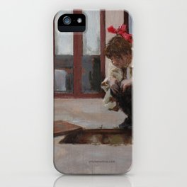 To notice iPhone Case