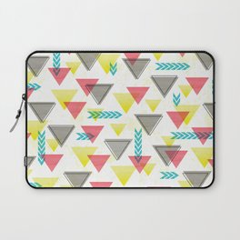 Wild Triangles Laptop Sleeve