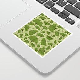 GINKGO LEAF Sticker