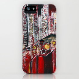 Dreaming of Los Angeles iPhone Case
