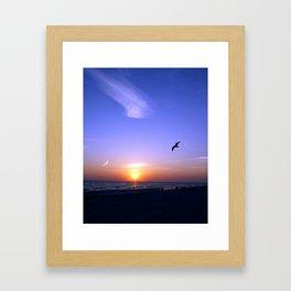 """""""Promise of Tomorrow"""" Framed Art Print"""