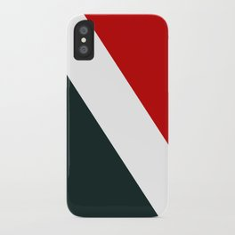 The Spencer iPhone Case
