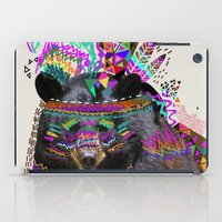 jake iPad Cases featuring Ohkwari  by Kris Tate