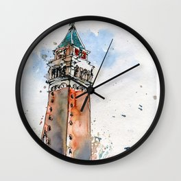 20140717 St Mark Square Wall Clock