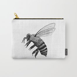 Amos Fortune Bee Carry-All Pouch