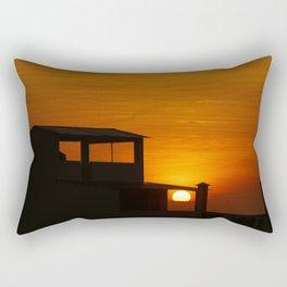 Home Sunset Rectangular Pillow