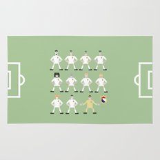 football madrid Rug