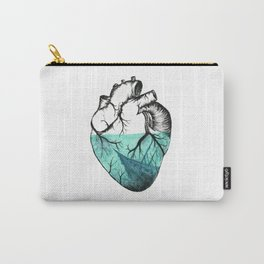 Sinking Heart Carry-All Pouch