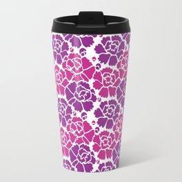 Japanese Pattern Travel Mug