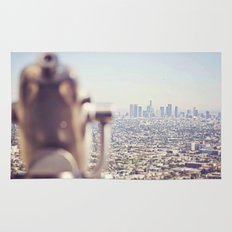 View from the Top, Los Angeles Rug