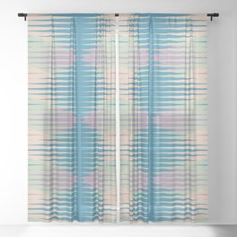 Papercuts XIII Sheer Curtain