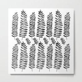 Longitude Metal Print