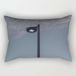 moon to mothership Rectangular Pillow